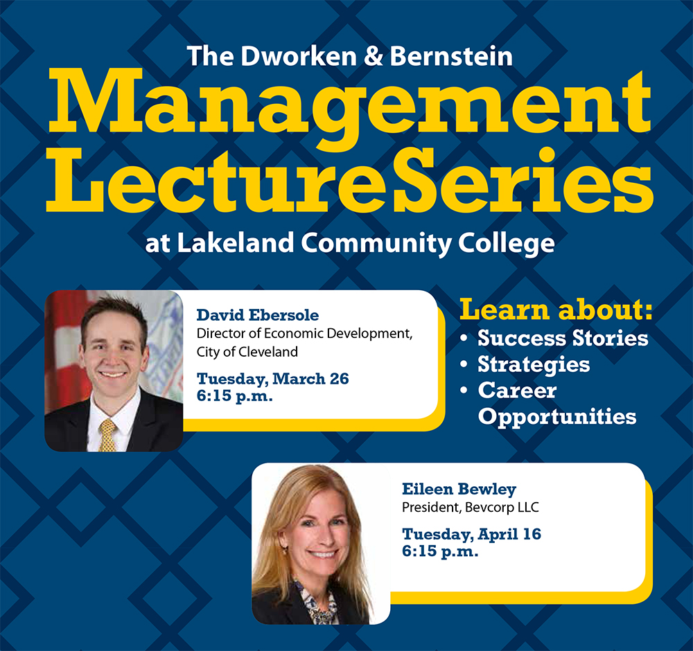 Management Lecture Series
