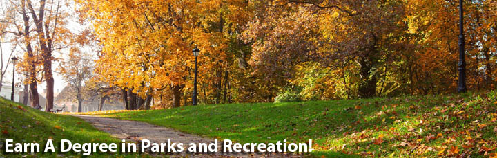 online parks and recreation degrees